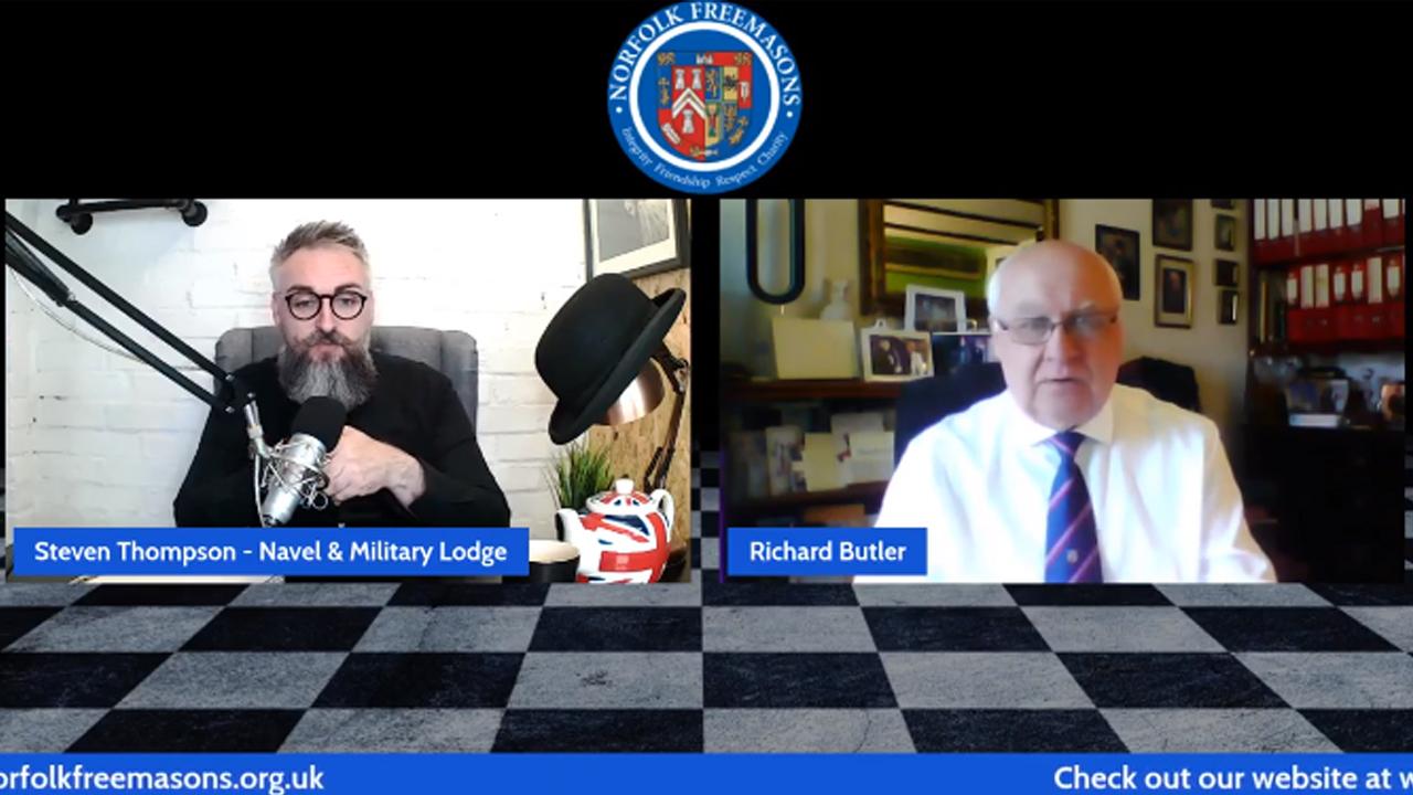 Norfolk Freemasons Weekly Podcasts