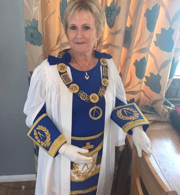 VWor Bro Jean Knight - Grand Inspector Norfolk and Suffolk