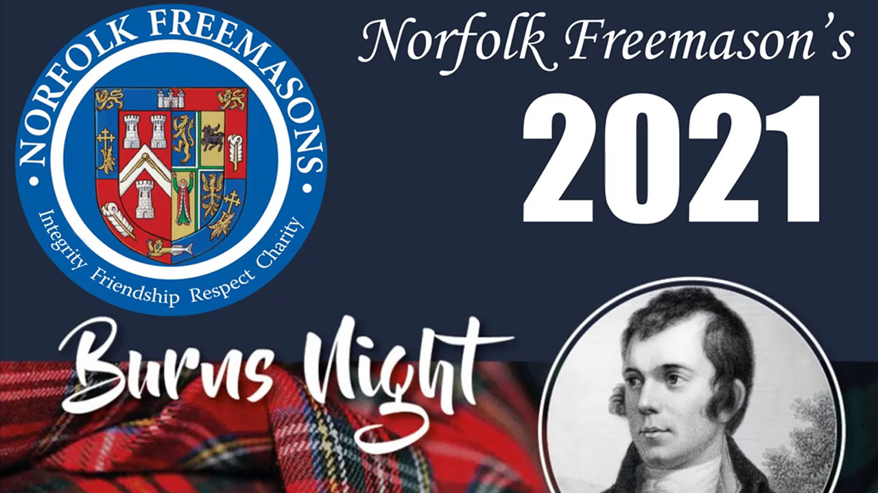 Burns Night 2021 – Virtually Celebrating